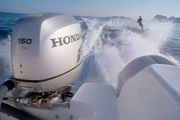 мотор хонда для лодки